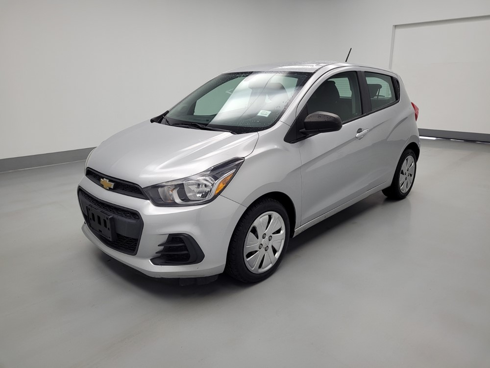 Used 2016 Chevrolet Spark Driver Front Bumper