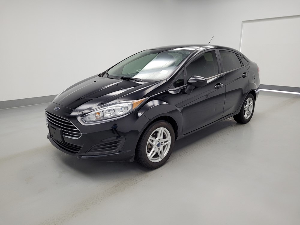 Used 2019 Ford Fiesta Driver Front Bumper