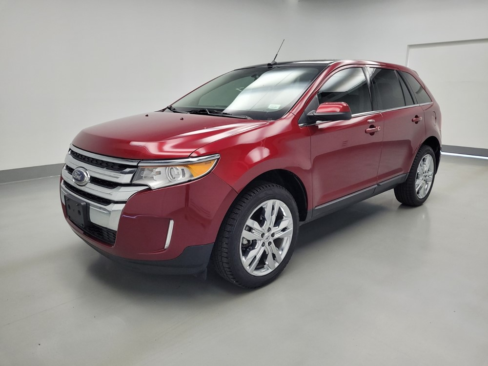 Used 2014 Ford Edge Driver Front Bumper