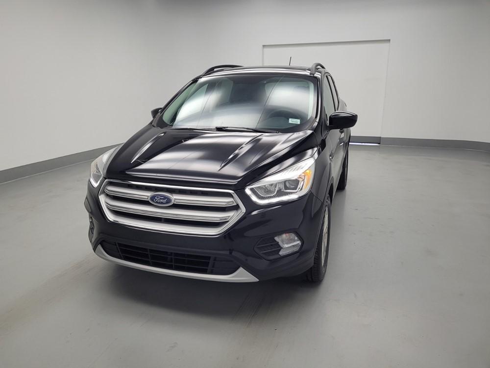 Used 2018 Ford Escape Driver Front Bumper