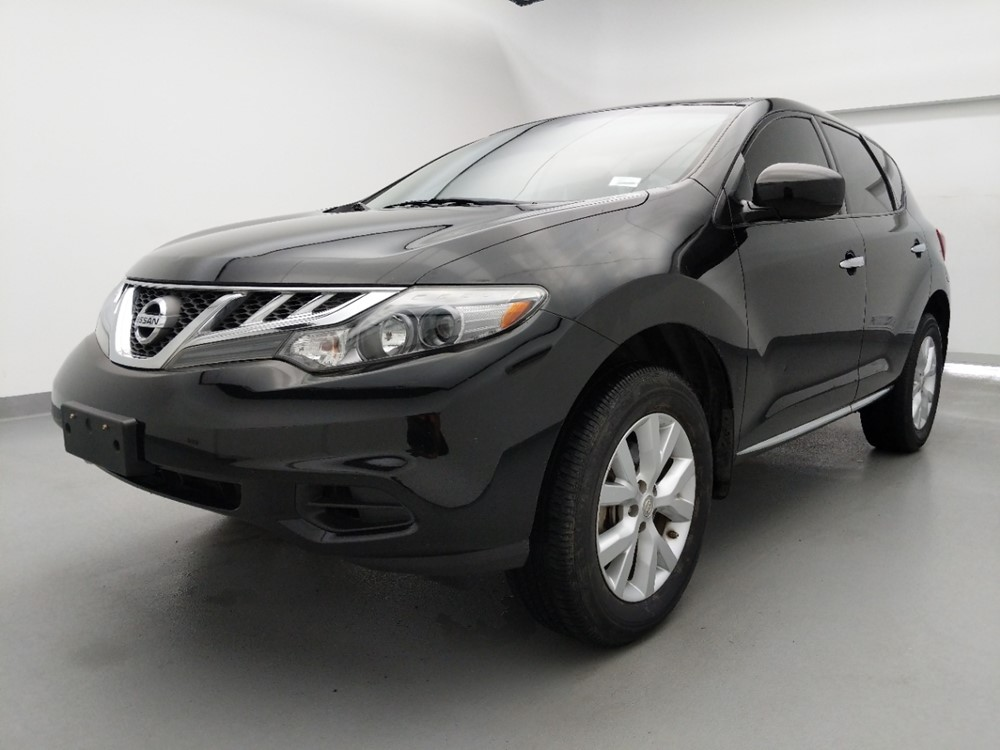 Used 2014 Nissan Murano Driver Front Bumper