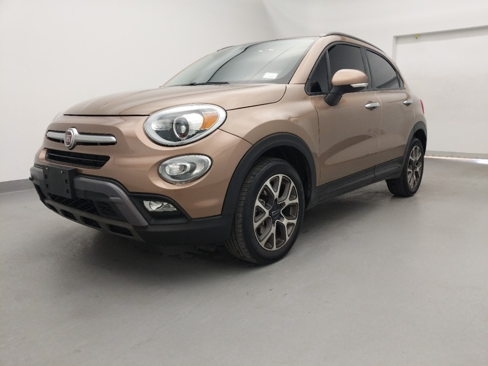 Used 2018 FIAT 500X Driver Front Bumper