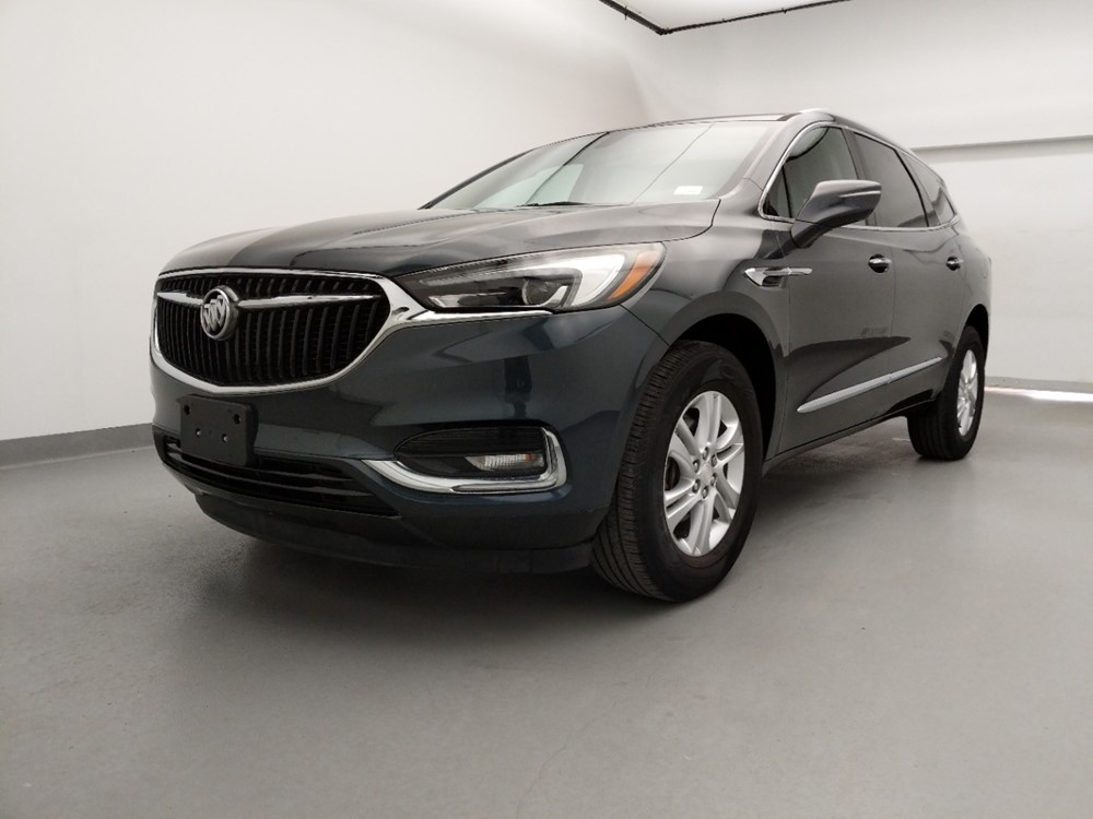 Used 2018 Buick Enclave Driver Front Bumper