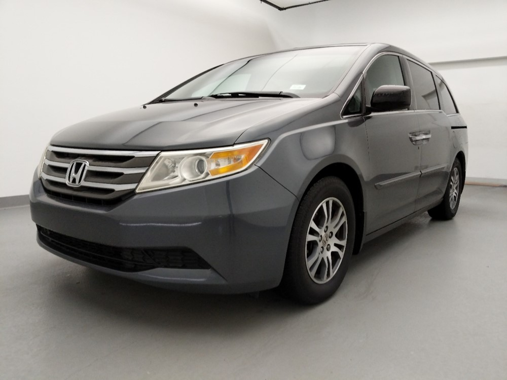Used 2012 Honda Odyssey Driver Front Bumper