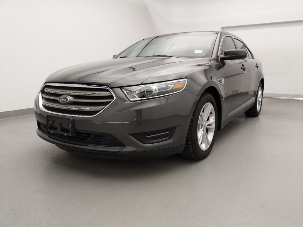 Used 2018 Ford Taurus Driver Front Bumper