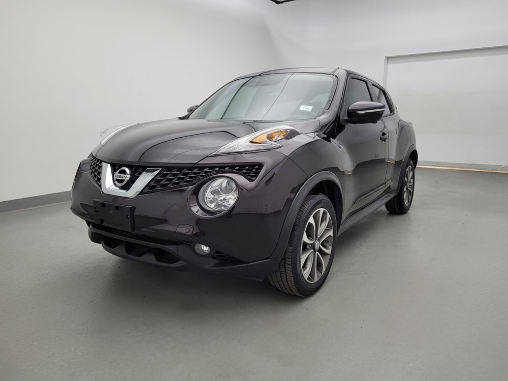 Used 2017 Nissan JUKE Driver Front Bumper