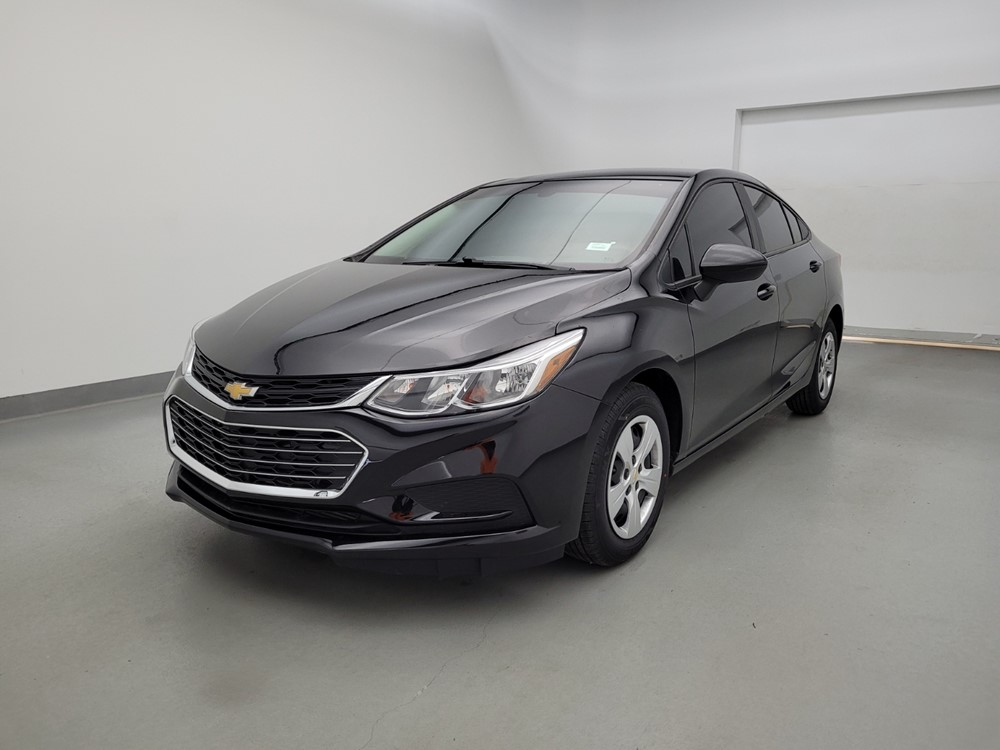Used 2017 Chevrolet Cruze Driver Front Bumper