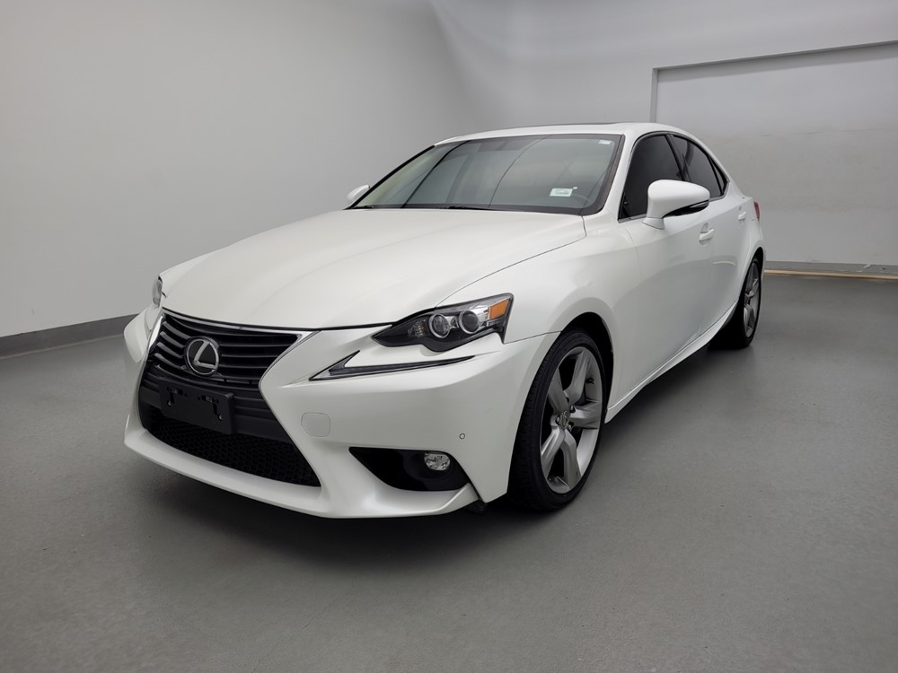 Used 2015 Lexus IS 350 Driver Front Bumper
