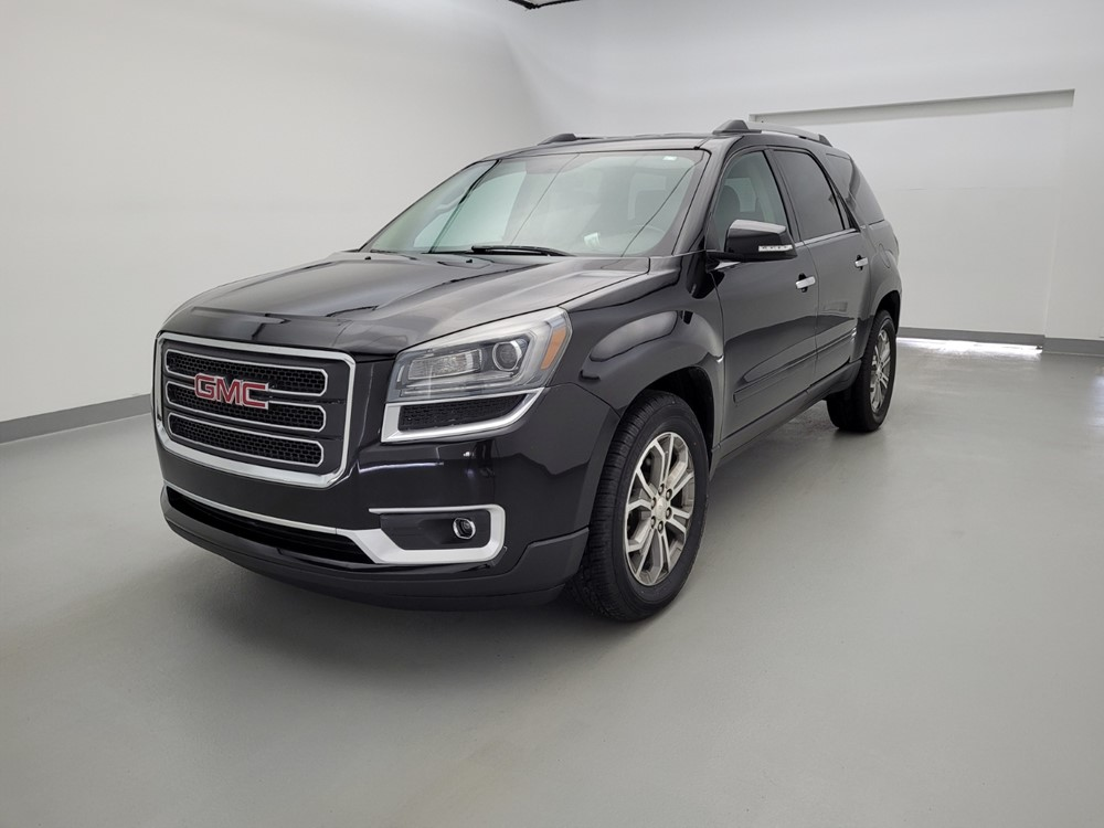 Used 2016 GMC Acadia Driver Front Bumper
