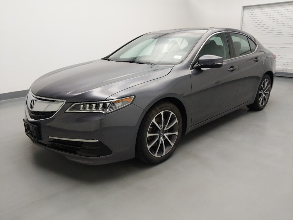 Used 2017 Acura TLX Driver Front Bumper