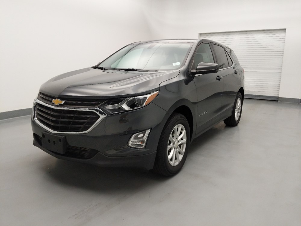 Used 2018 Chevrolet Equinox Driver Front Bumper