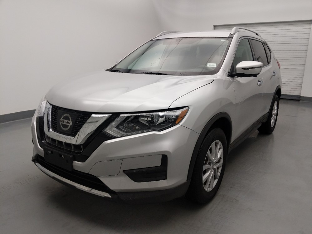 Used 2017 Nissan Rogue Driver Front Bumper