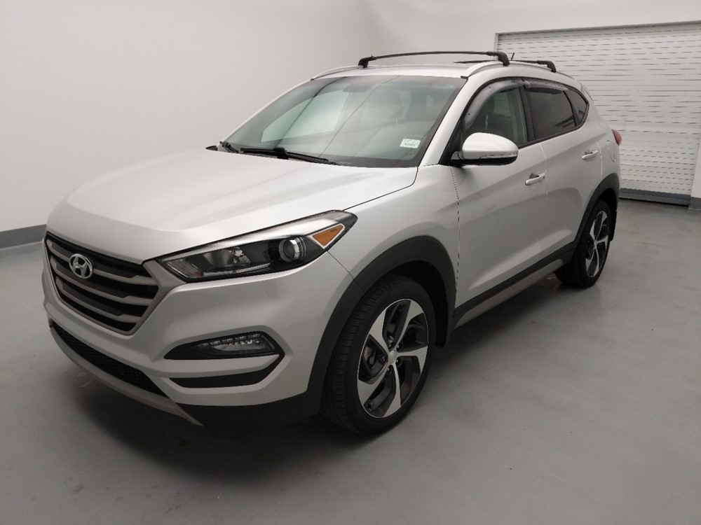 Used 2017 Hyundai Tucson Driver Front Bumper