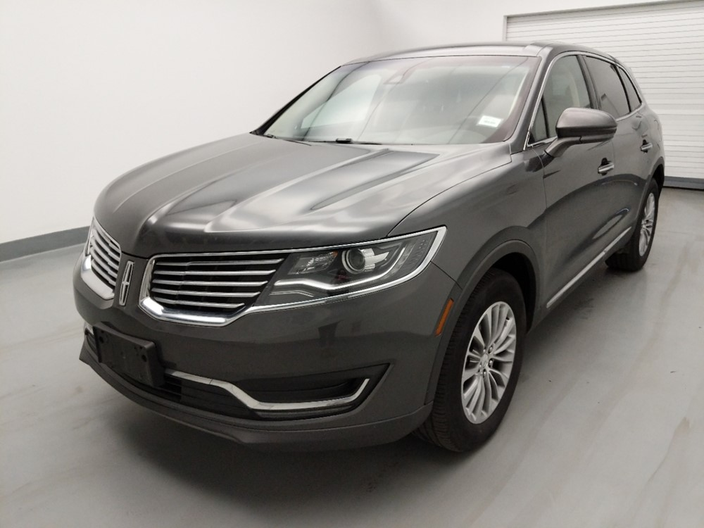 Used 2017 Lincoln MKX Driver Front Bumper