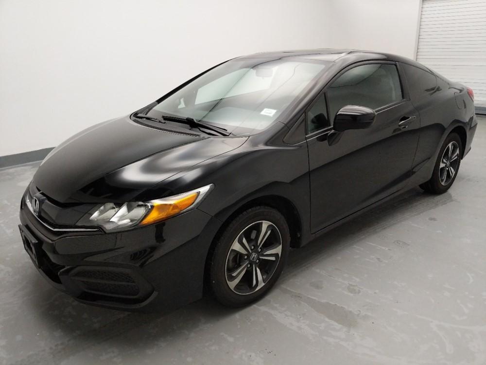 Used 2014 Honda Civic Driver Front Bumper