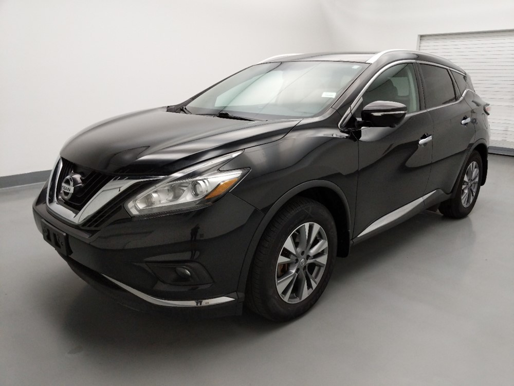 Used 2015 Nissan Murano Driver Front Bumper