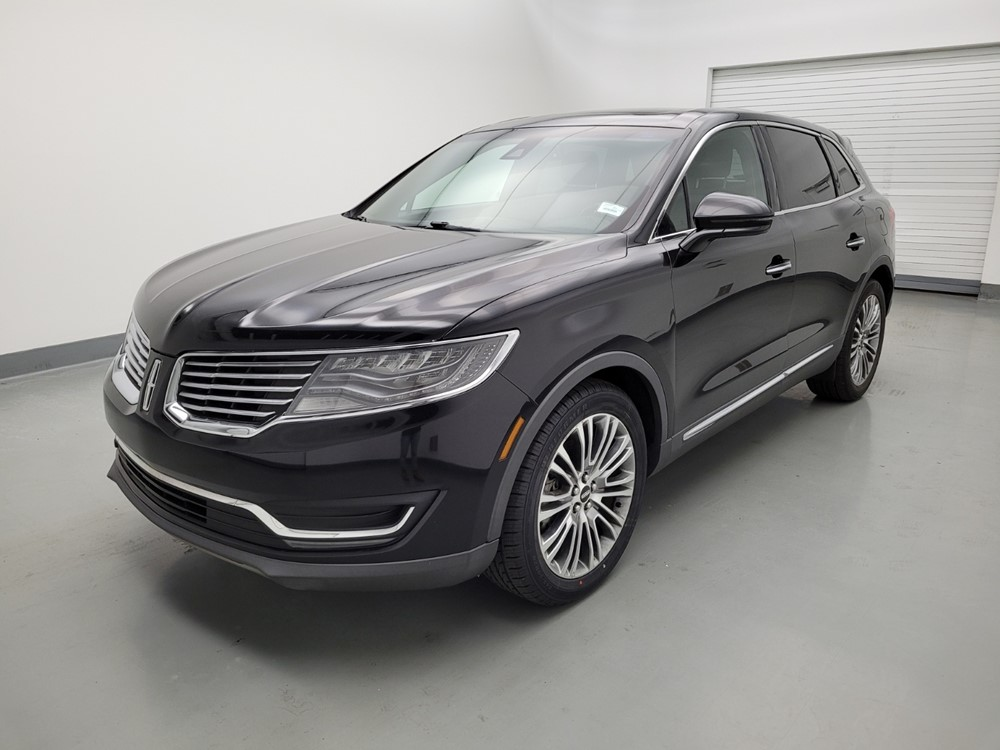Used 2016 Lincoln MKX Driver Front Bumper