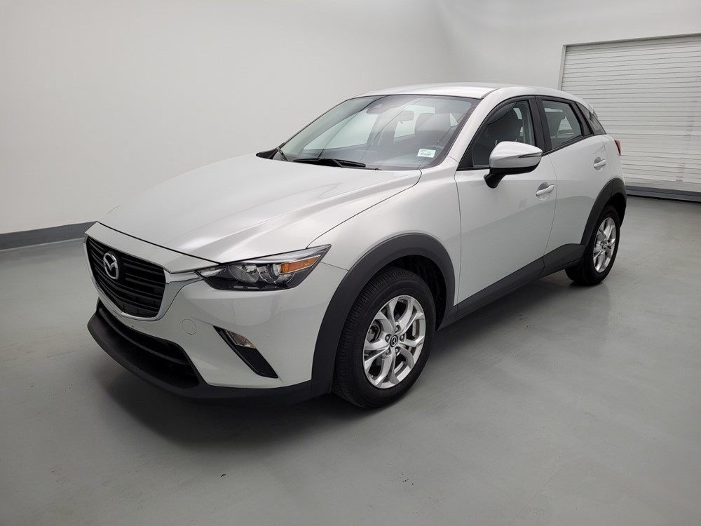 Used 2019 Mazda CX-3 Driver Front Bumper
