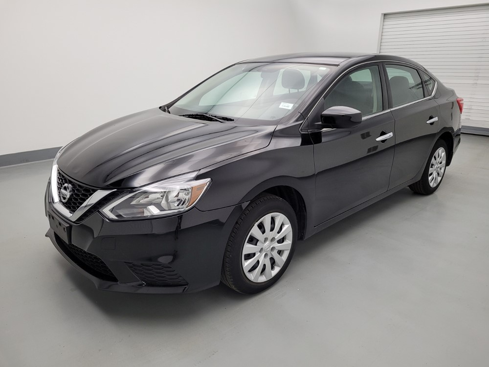 Used 2017 Nissan Sentra Driver Front Bumper