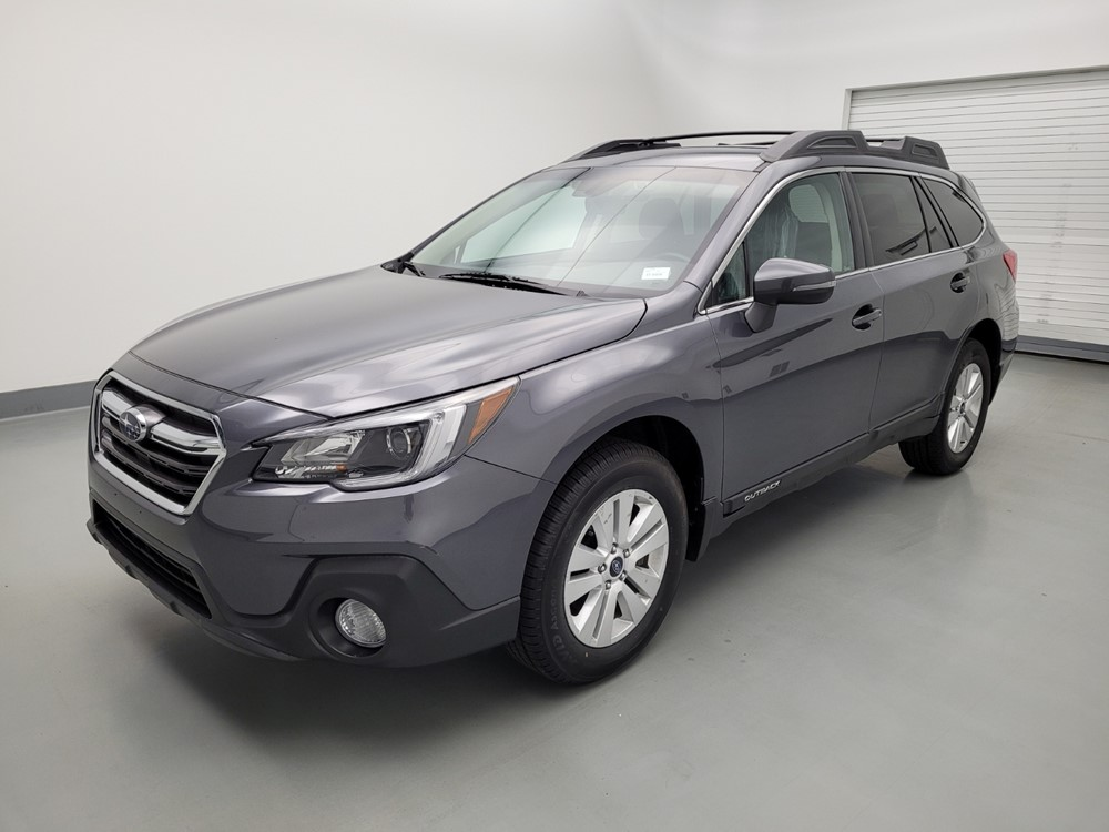 Used 2019 Subaru Outback Driver Front Bumper