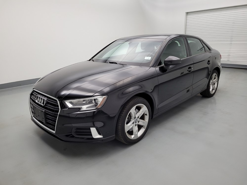 Used 2018 Audi A3 Driver Front Bumper