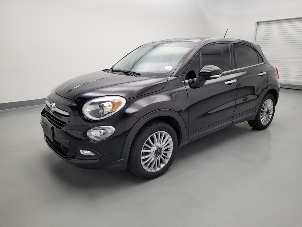 Used 2017 FIAT 500X Driver Front Bumper