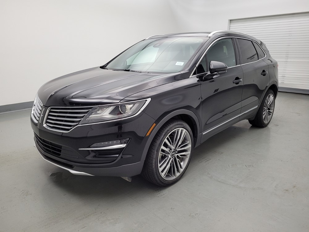 Used 2016 Lincoln MKC Driver Front Bumper