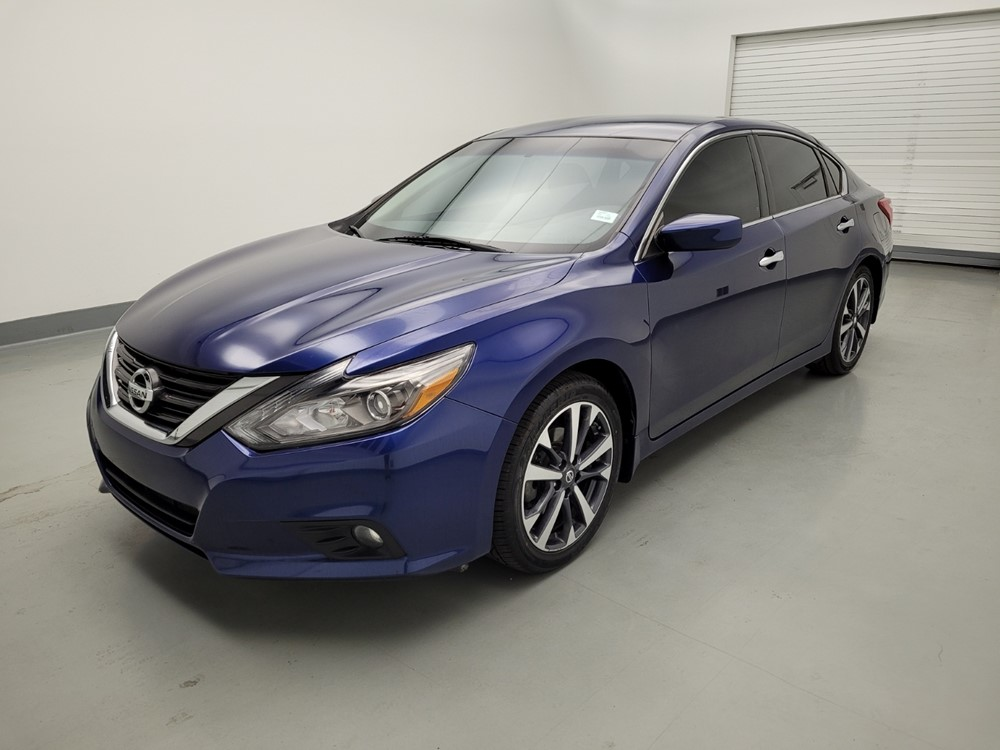 Used 2016 Nissan Altima Driver Front Bumper