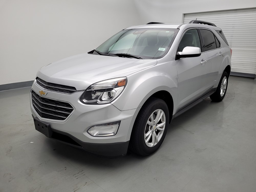 Used 2017 Chevrolet Equinox Driver Front Bumper