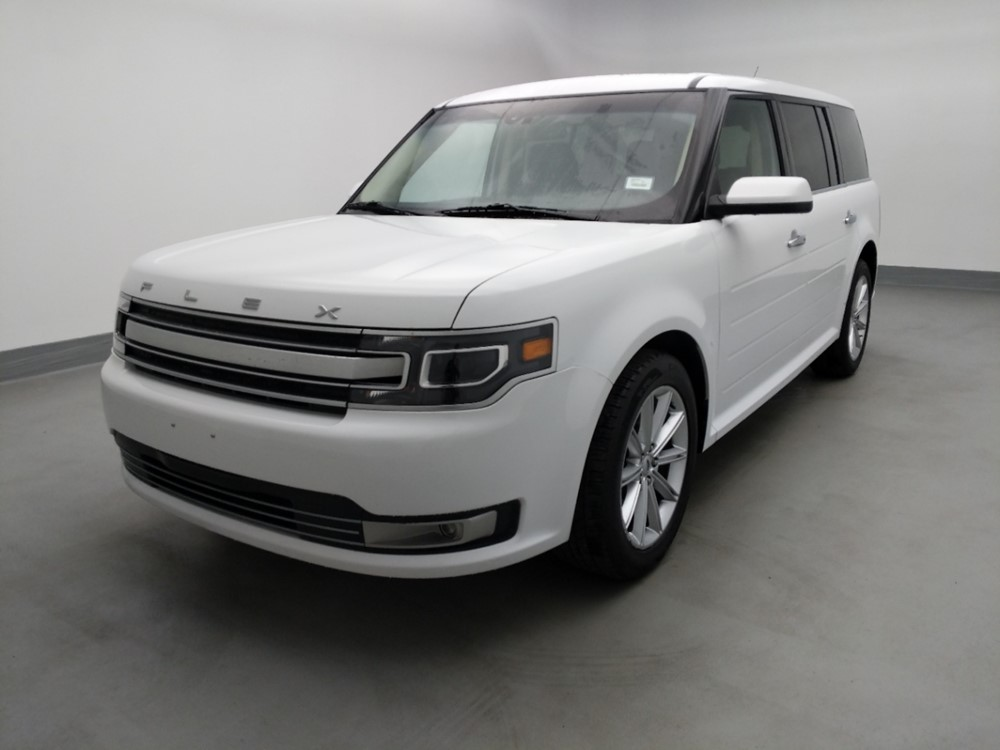 Used 2019 Ford Flex Driver Front Bumper