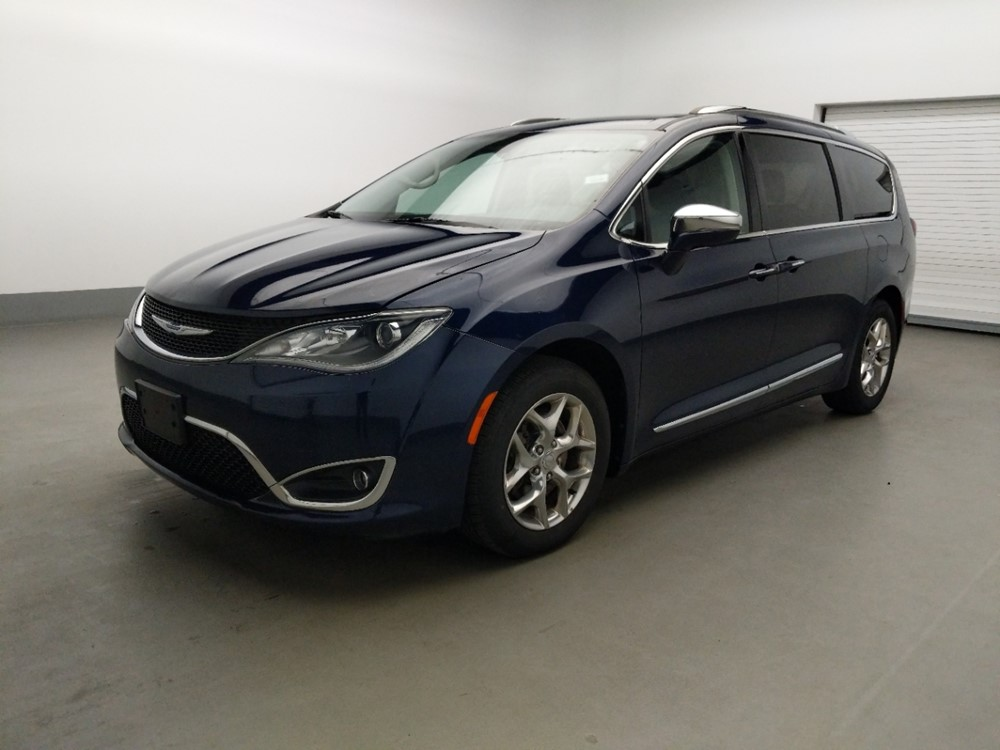 Used 2018 Chrysler Pacifica Driver Front Bumper