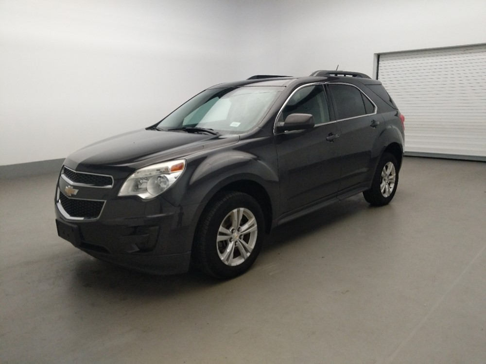 Used 2014 Chevrolet Equinox Driver Front Bumper