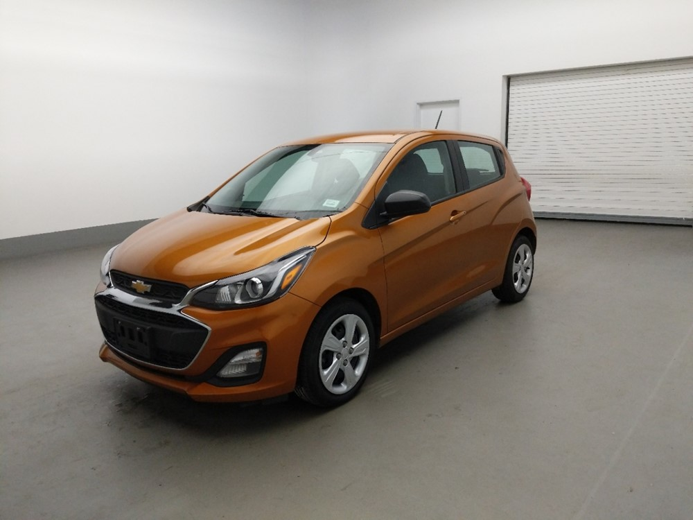 Used 2019 Chevrolet Spark Driver Front Bumper