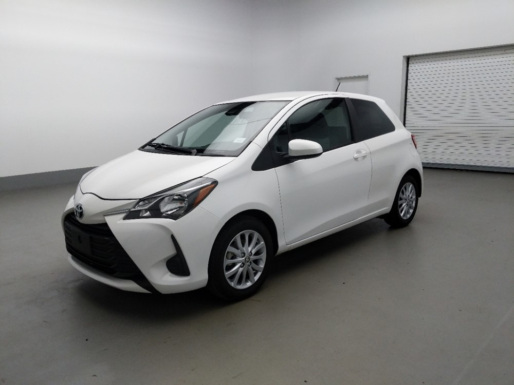Used 2018 Toyota Yaris Driver Front Bumper