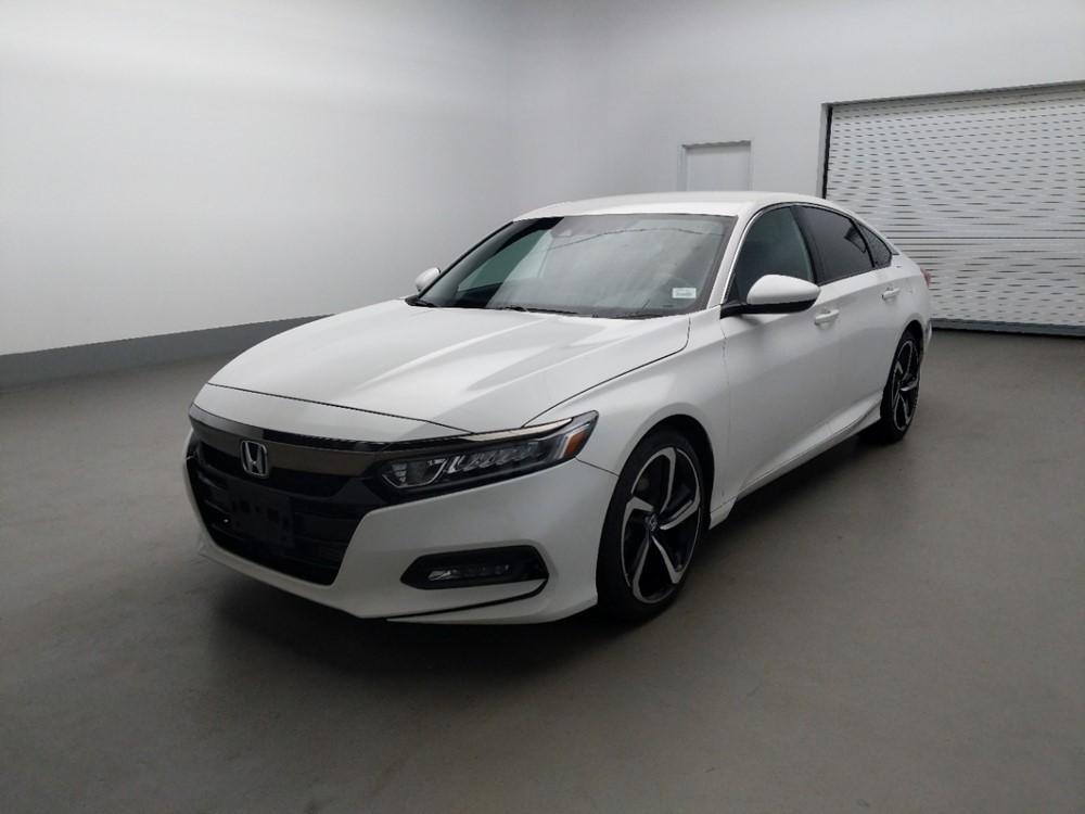 Used 2018 Honda Accord Driver Front Bumper
