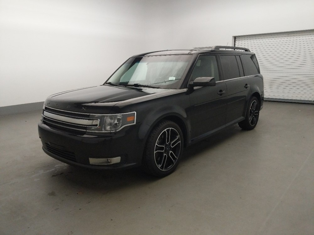 Used 2014 Ford Flex Driver Front Bumper