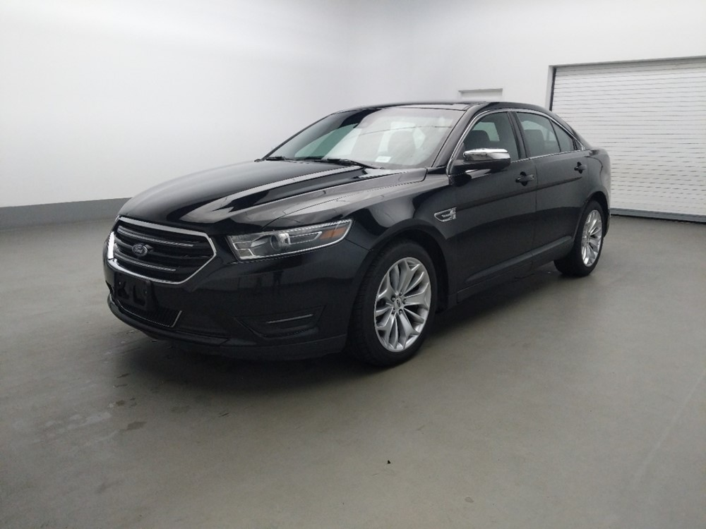 Used 2019 Ford Taurus Driver Front Bumper