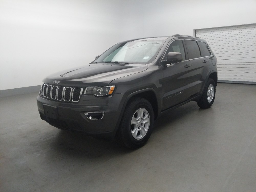 Used 2017 Jeep Grand Cherokee Driver Front Bumper