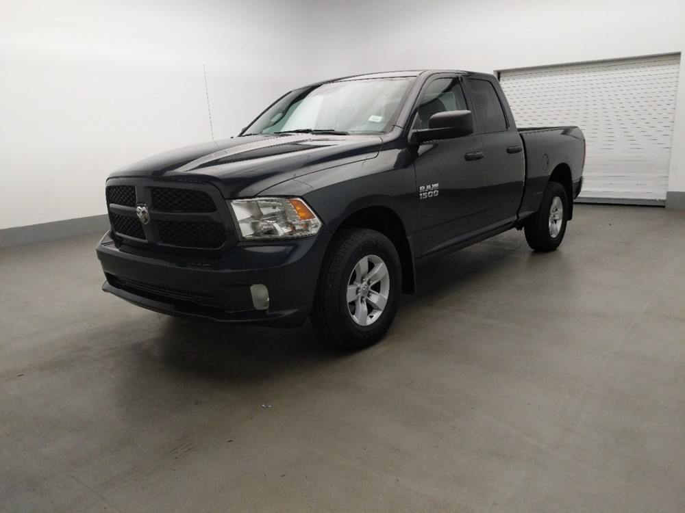Used 2017 Dodge Ram 1500 Driver Front Bumper