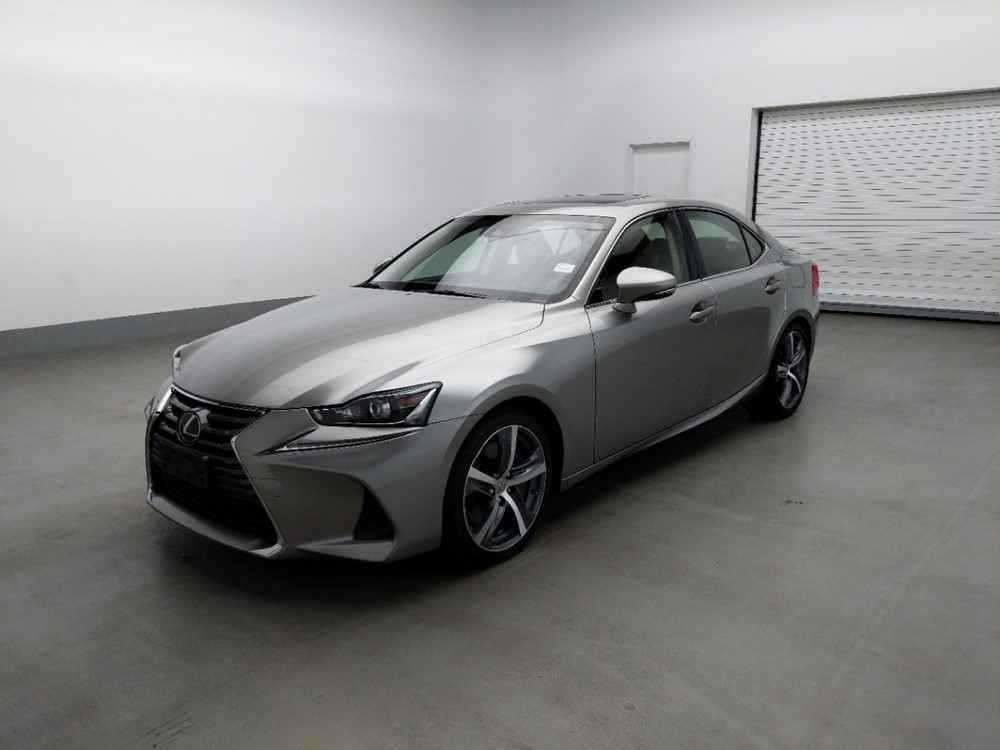 Used 2017 Lexus IS 300 Driver Front Bumper