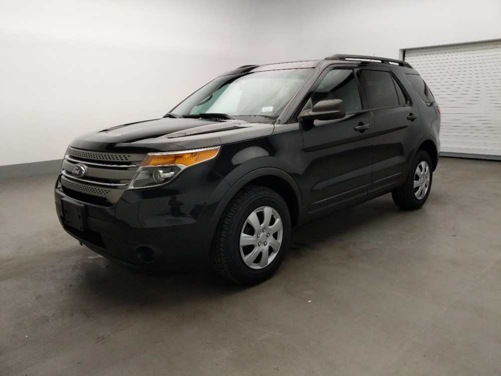 Used 2014 Ford Explorer Driver Front Bumper