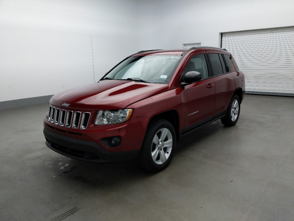 Used 2013 Jeep Compass Driver Front Bumper
