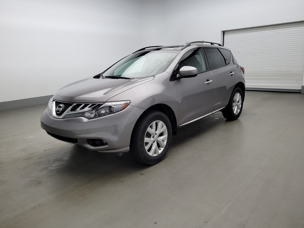 Used 2011 Nissan Murano Driver Front Bumper