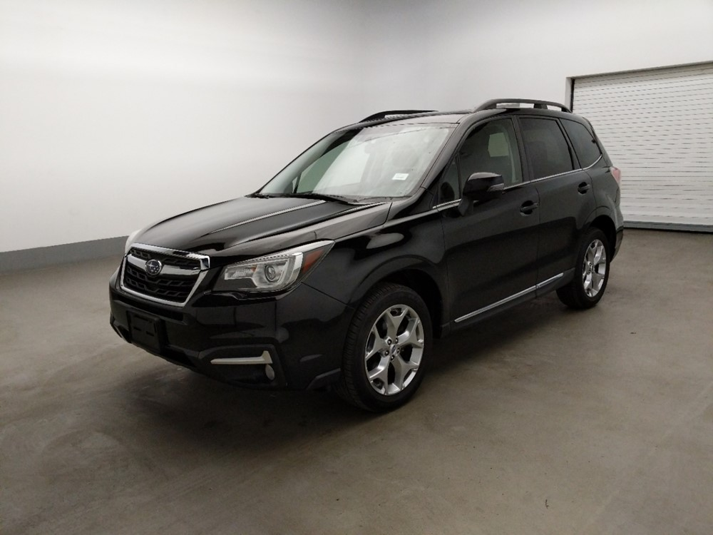 Used 2017 Subaru Forester Driver Front Bumper
