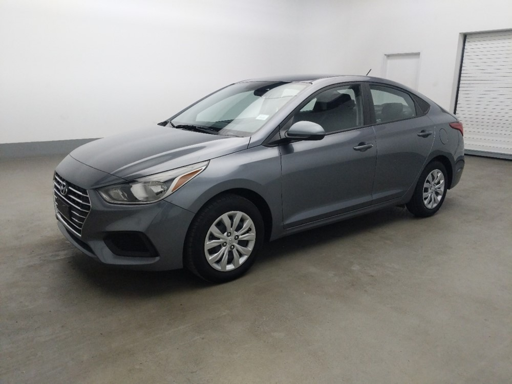 Used 2019 Hyundai Accent Driver Front Bumper