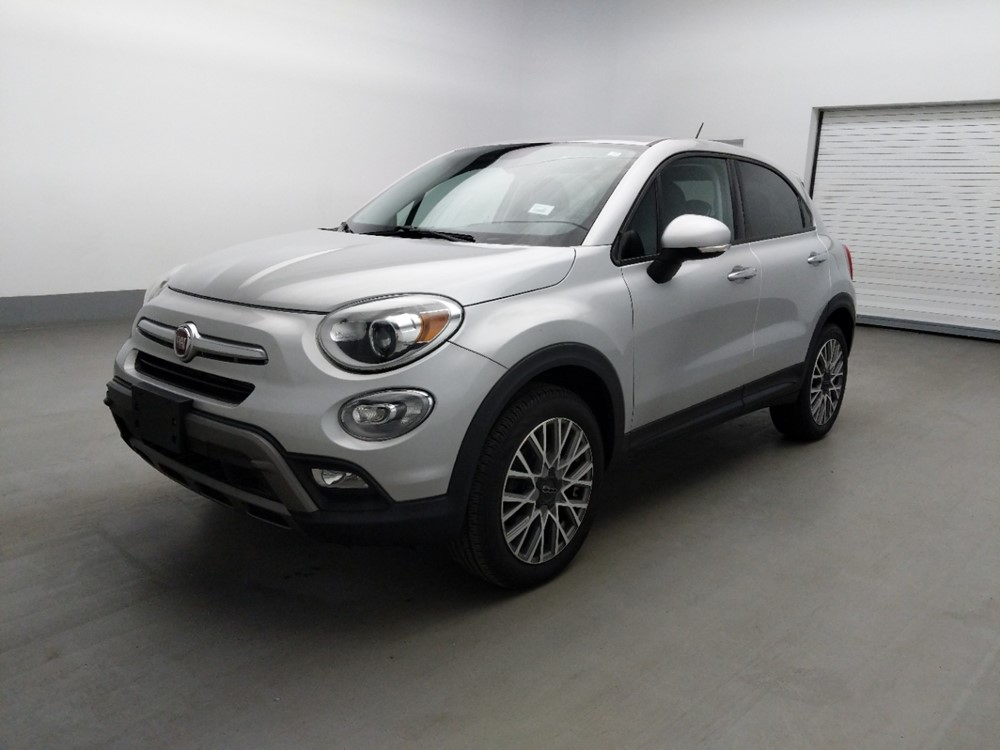 Used 2016 FIAT 500X Driver Front Bumper