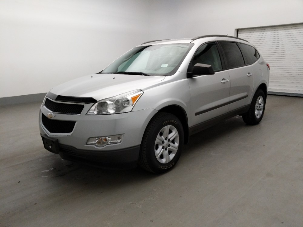 Used 2012 Chevrolet Traverse Driver Front Bumper