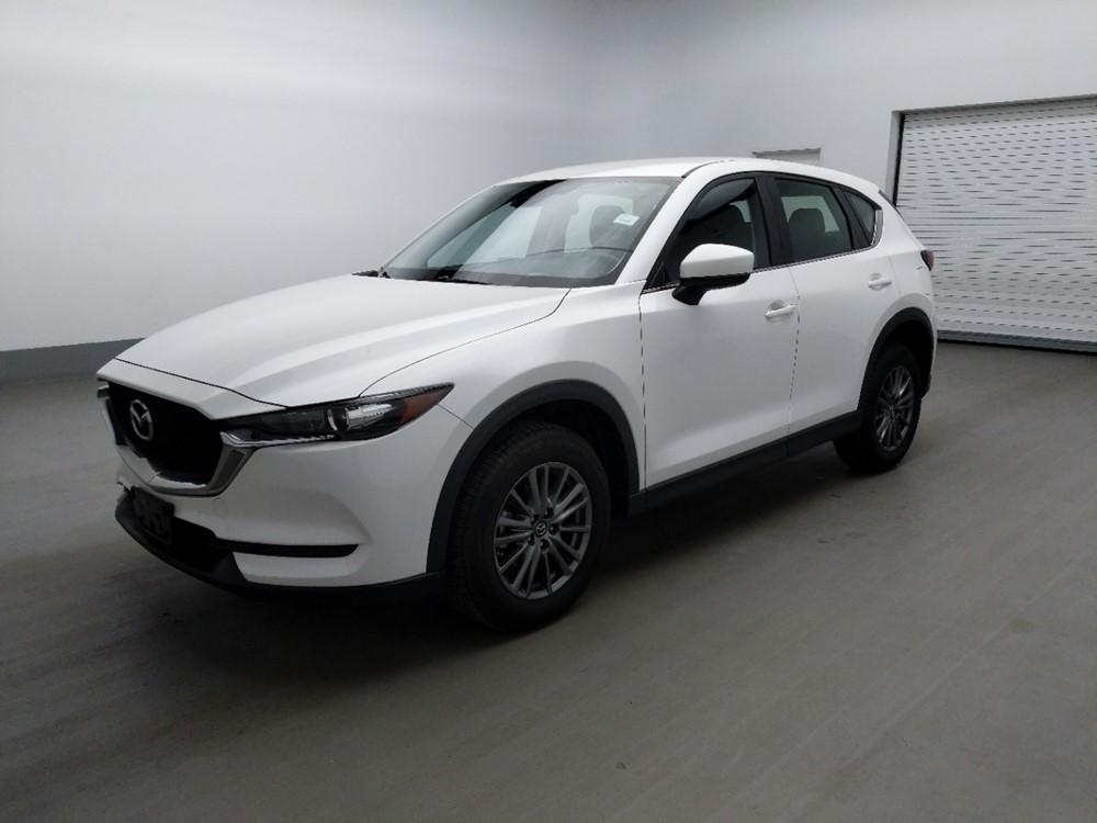 Used 2018 Mazda CX-5 Driver Front Bumper