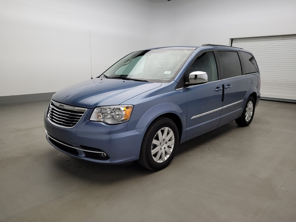 Used 2011 Chrysler Town and Country Driver Front Bumper