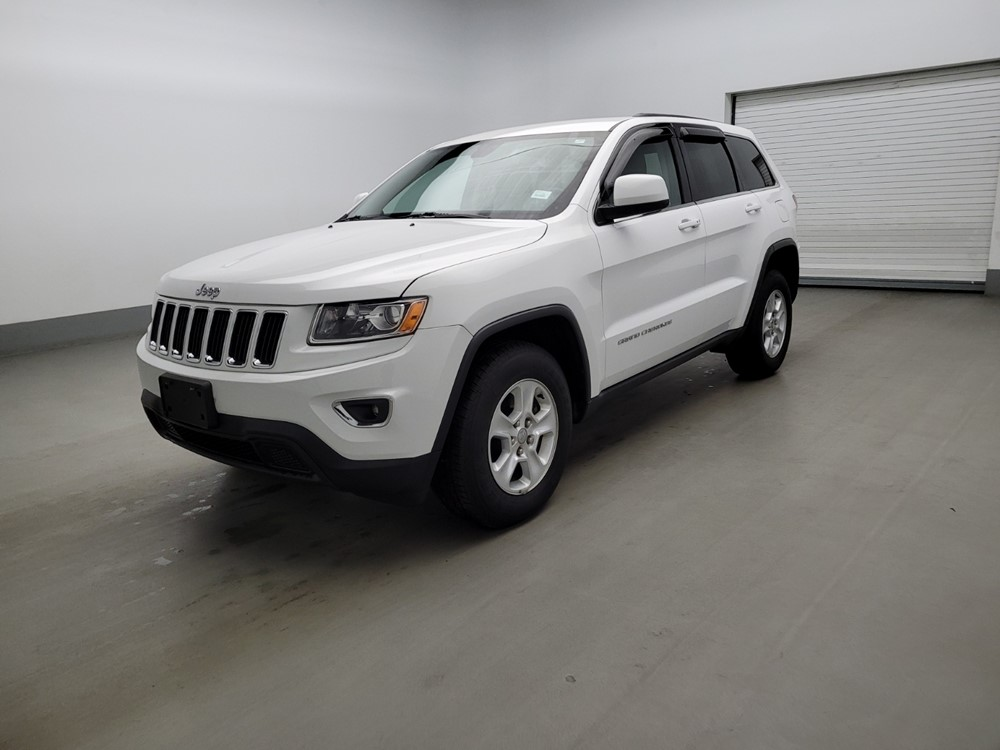 Used 2014 Jeep Grand Cherokee Driver Front Bumper